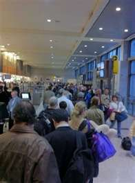 TSA Line