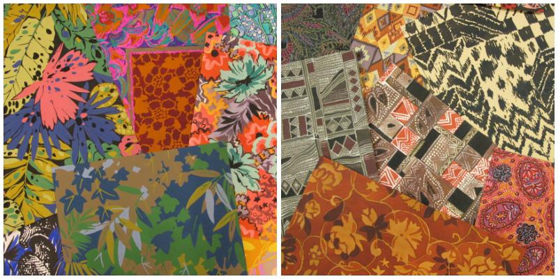 The Michelle Berthet Collection - Tropical & Ethnic Designs