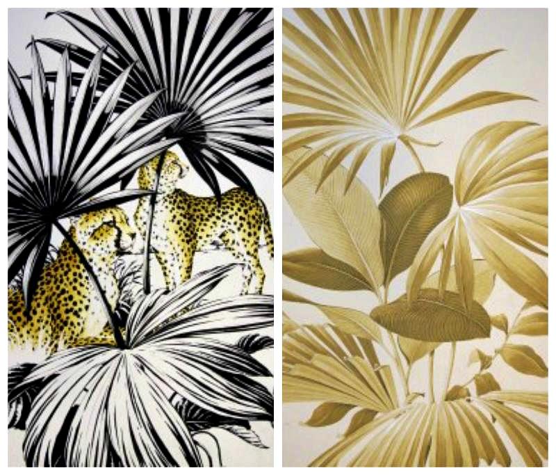 The Francesco Ortenzi Studio - Tropical Designs