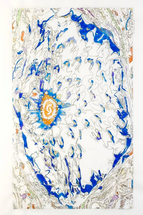 Saturated - Ann Cobb