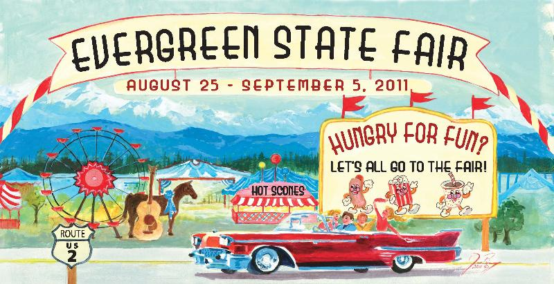 2011 Evergreen State Fair Art