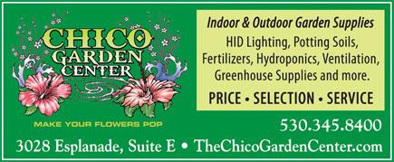 Marvelous Chico Garden Center