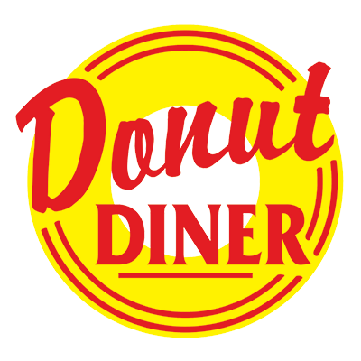Donut Diner Logo