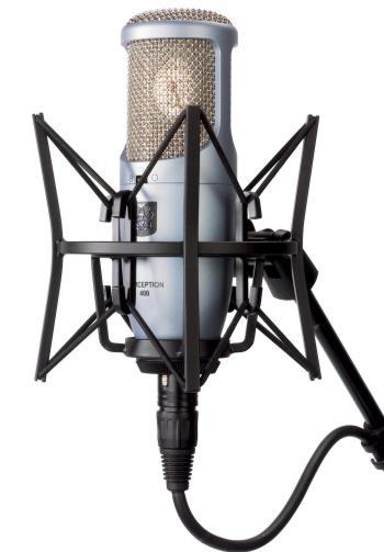 april - microphone