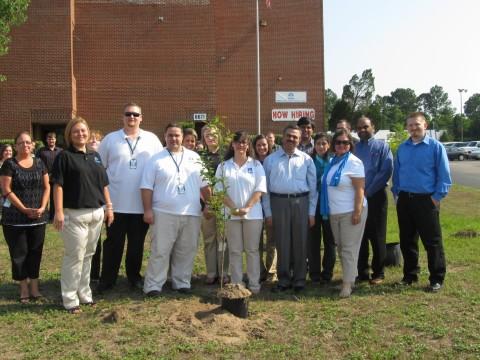TBSS Tree Planting