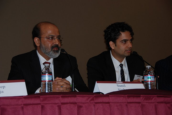 Sunil Sinha