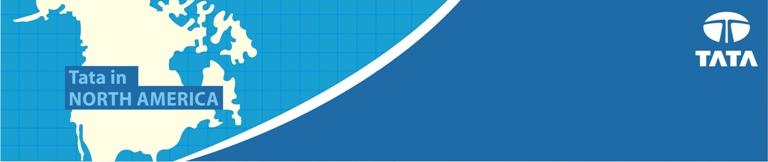 Tata in North America Banner