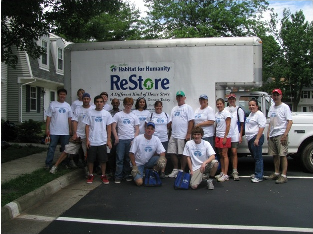 TCL - Habitat for Humanity