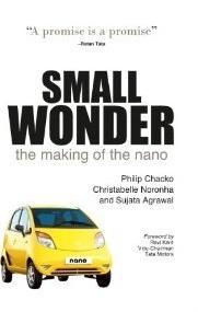 Small Wonder Book Jacket