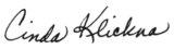 Cinda signature