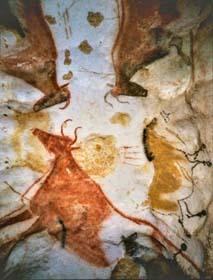 Lascaux Cave Vertical