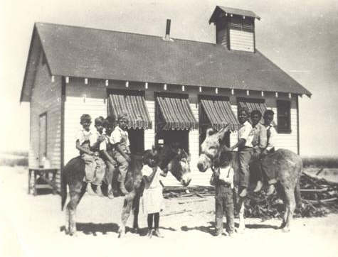 29 Palms Schoolhouse