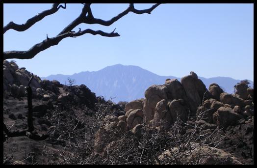 Chaparrosa Peak