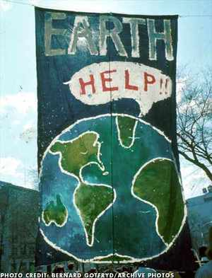 Earth Day Help