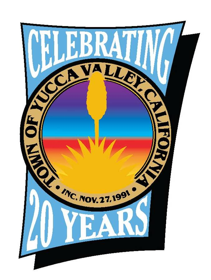 Town Anniversary Logo