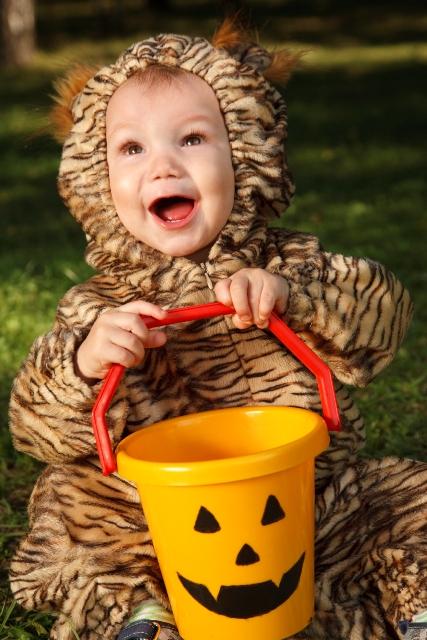 Halloween Toddler