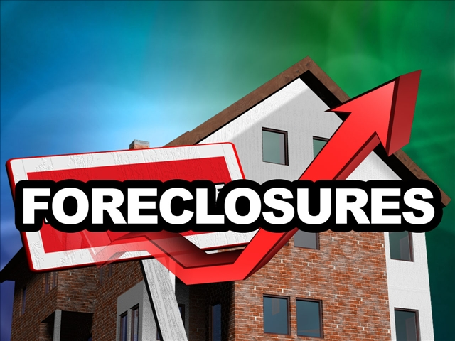 home foreclosure image
