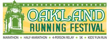 O Running Festival logo