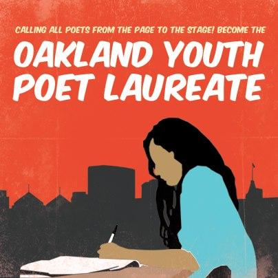 Youth poet laureate logo