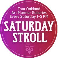 Art Murmur SAT Stroll logo