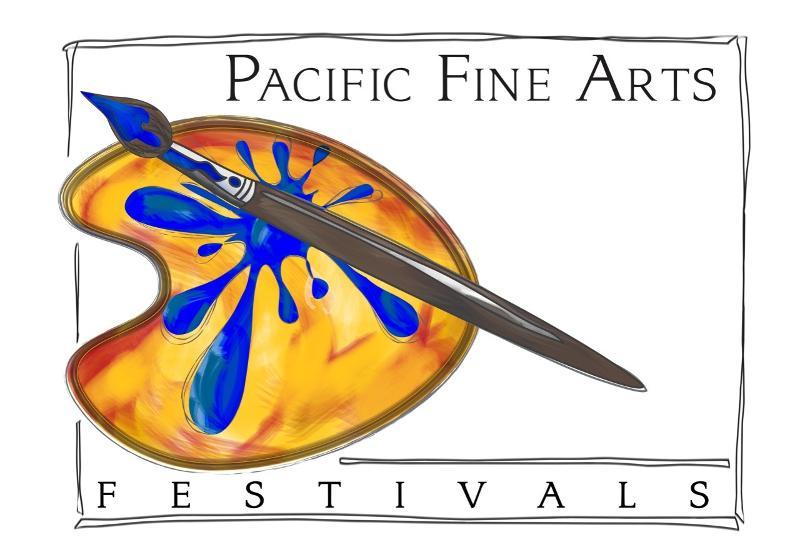 pacific fine arts festival logo