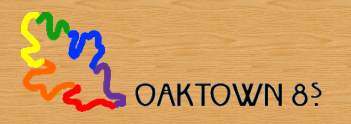 Otown8 square dance logo