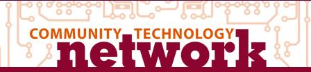 cmty tech network