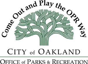 O Parks n Rec logo
