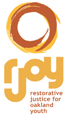 restorative justice for O youth logo