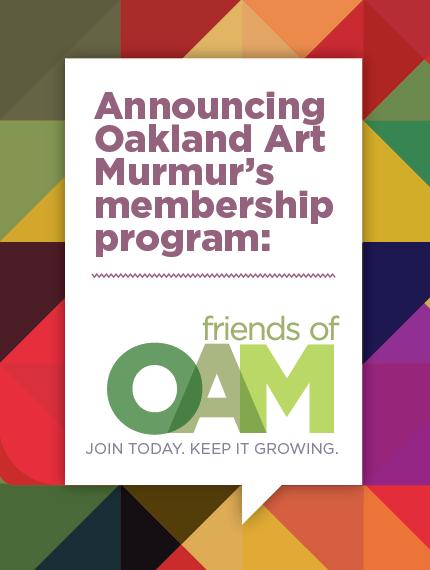 friends of art murmur logo