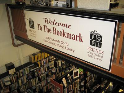 Bookmark banner