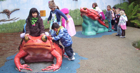 zoo kids