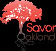 savor oakland logo