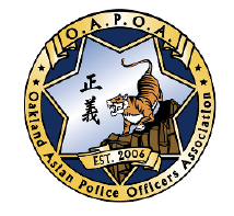 Asian Police Officers logo
