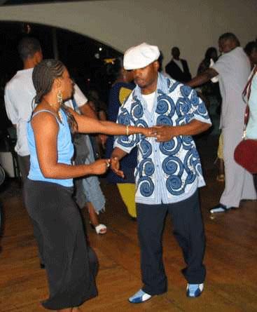 steppin dance