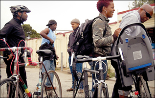 bike grp standing