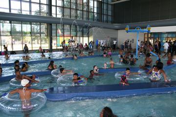 EOak sports complex pool