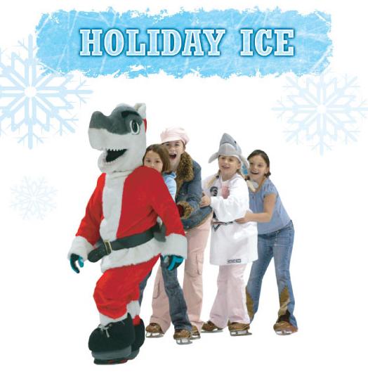 holiday ice