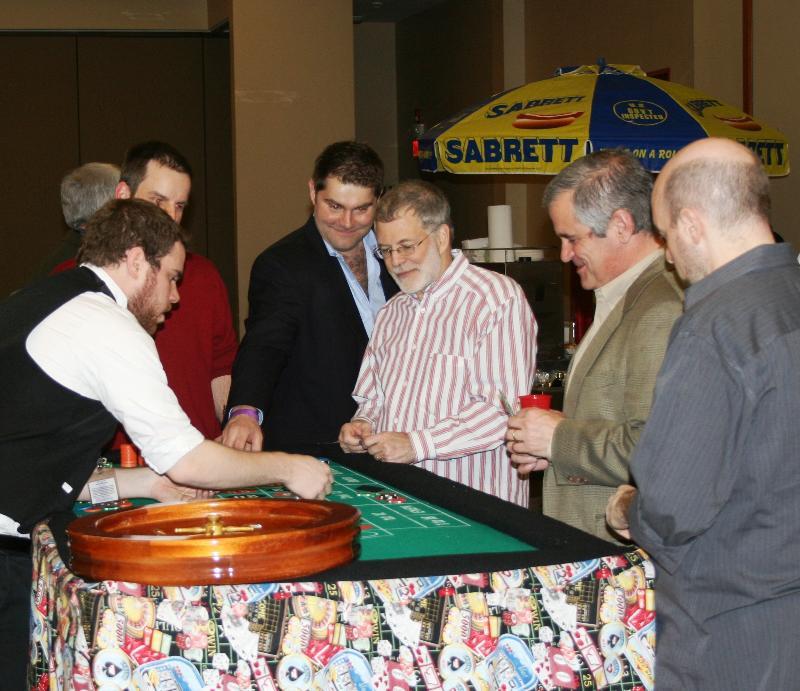 casino table