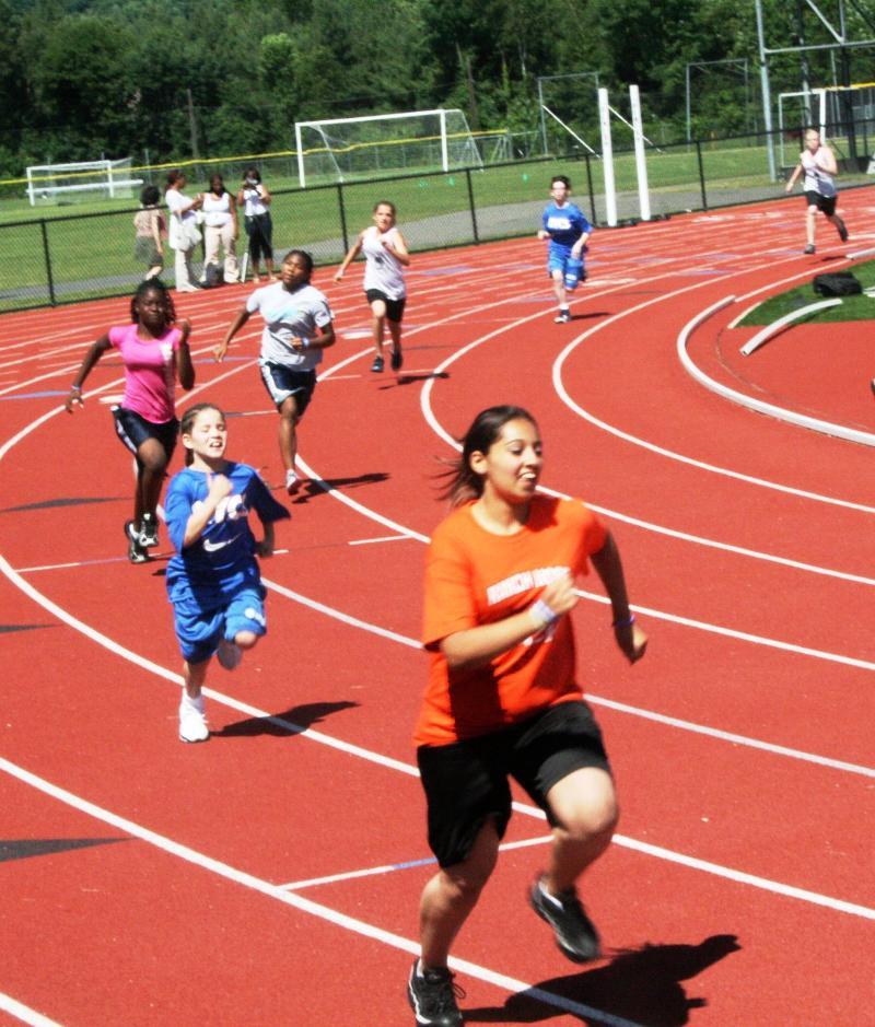 girls'track