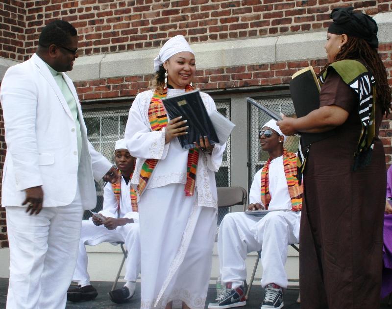Independence High graduate