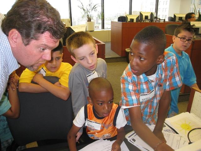 children at PSEG