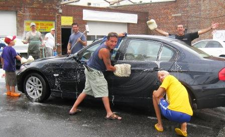 Friends of YCS car wash