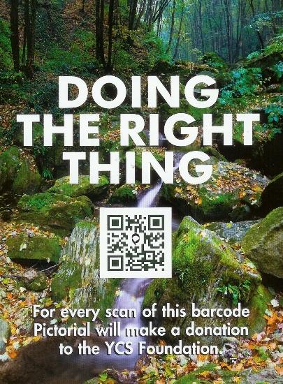 Pictorial donation app