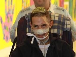 Aharon-Karov after injury
