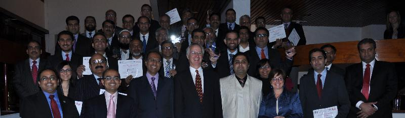 Amb and Pak25 winners and partners