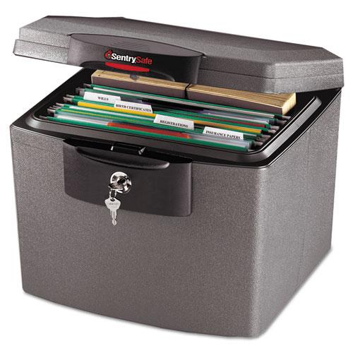 secure file box