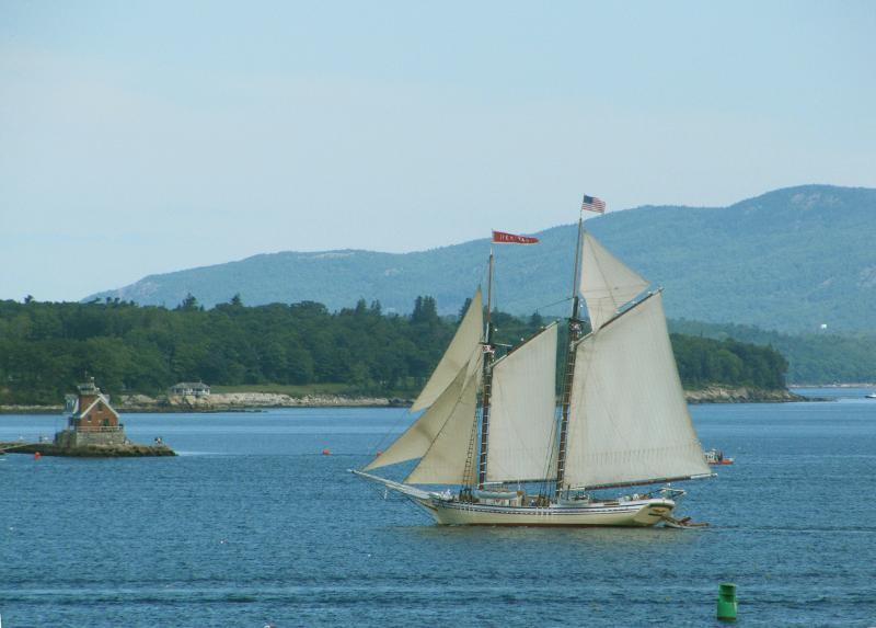 Rockland Lighthouse and Schooner Heritage