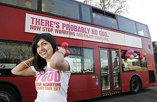 Atheist Bus Ad