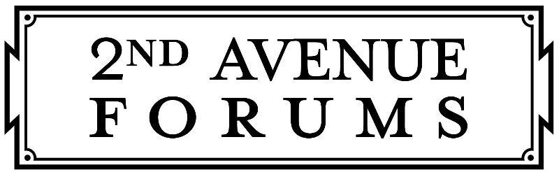 2nd Ave logo